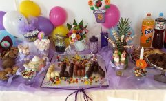 Restaurant – Candy-Bar