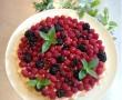 tarta fructe Pensiune Cazare Restaurant Floarea Soarelui Cheia Prahova Romania